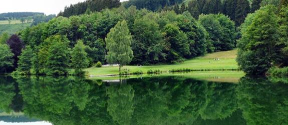 Freizeitmöglichkeiten See im Sauerland